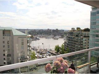 "Photo 8: 1006 1500 HOWE Street in Vancouver: Yaletown Condo for sale in ""DISCOVERY"" (Vancouver West)  : MLS®# V899681"