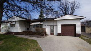 Photo 1: 325 Dunbeath Avenue in Winnipeg: North Kildonan Residential for sale (North East Winnipeg)  : MLS®# 1207381