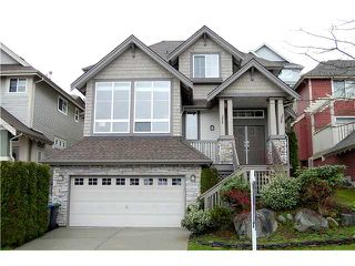 Photo 1: 19 greenleaf Drive in Port Moody: Heritage Woods PM House for sale : MLS®# v946564