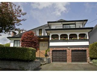 Main Photo: 5521 GEORGIA Street in Burnaby: Capitol Hill BN House for sale (Burnaby North)  : MLS®# V948085