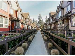 "Photo 20: 18 14877 60TH Avenue in Surrey: Sullivan Station Townhouse for sale in ""Lumina"" : MLS®# F1403284"
