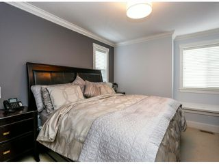 "Photo 15: 18 14877 60TH Avenue in Surrey: Sullivan Station Townhouse for sale in ""Lumina"" : MLS®# F1403284"