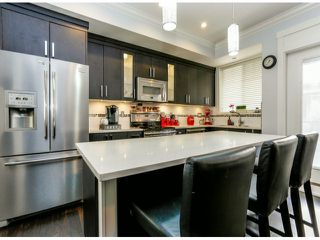 "Photo 7: 18 14877 60TH Avenue in Surrey: Sullivan Station Townhouse for sale in ""Lumina"" : MLS®# F1403284"