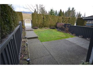 "Photo 17: 150 2998 ROBSON Drive in Coquitlam: Westwood Plateau Townhouse for sale in ""FOXRUN"" : MLS®# V1046791"