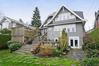 Photo 16: 3827 West 15th Avenue in Vancouver: Point Grey Home for sale ()  : MLS®# V996200