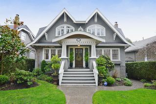 Photo 1: 3827 West 15th Avenue in Vancouver: Point Grey Home for sale ()  : MLS®# V996200