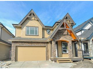 "Photo 1: 7695 211B Street in Langley: Willoughby Heights House for sale in ""Yorkson"" : MLS®# F1405712"