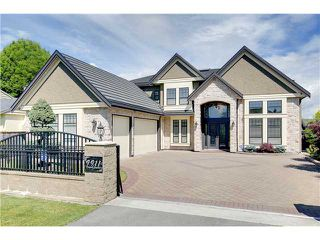 Photo 1: 9911 PINEWELL Crescent in Richmond: Saunders House for sale : MLS®# V1063393