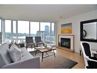 "Photo 4: 1603 8 SMITHE Mews in Vancouver: False Creek Condo for sale in ""Flagship"" (Vancouver West)  : MLS®# V1064248"
