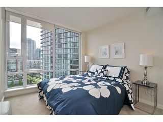 "Photo 14: 1603 8 SMITHE Mews in Vancouver: False Creek Condo for sale in ""Flagship"" (Vancouver West)  : MLS®# V1064248"