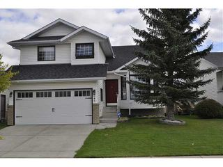 Photo 1: 245 WOODSIDE Road NW: Airdrie Residential Detached Single Family for sale : MLS®# C3635844