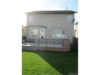 Photo 19: 43 Langdale Way in WINNIPEG: Fort Garry / Whyte Ridge / St Norbert Residential for sale (South Winnipeg)  : MLS®# 1500041