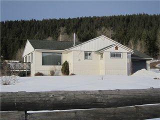 Photo 1: 3397 MOUNTAIN HOUSE Road in Williams Lake: Williams Lake - Rural North House for sale (Williams Lake (Zone 27))  : MLS®# N242963