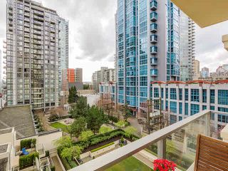 "Photo 12: 707 1225 RICHARDS Street in Vancouver: Downtown VW Condo for sale in ""THE EDEN"" (Vancouver West)  : MLS®# V1112372"
