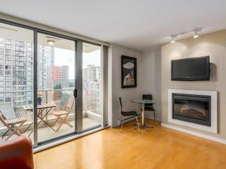 "Photo 3: 707 1225 RICHARDS Street in Vancouver: Downtown VW Condo for sale in ""THE EDEN"" (Vancouver West)  : MLS®# V1112372"