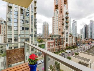 "Photo 11: 707 1225 RICHARDS Street in Vancouver: Downtown VW Condo for sale in ""THE EDEN"" (Vancouver West)  : MLS®# V1112372"