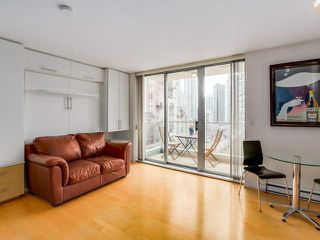 "Photo 2: 707 1225 RICHARDS Street in Vancouver: Downtown VW Condo for sale in ""THE EDEN"" (Vancouver West)  : MLS®# V1112372"