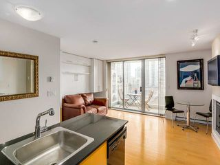 "Photo 1: 707 1225 RICHARDS Street in Vancouver: Downtown VW Condo for sale in ""THE EDEN"" (Vancouver West)  : MLS®# V1112372"