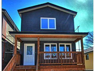 Photo 1: 112 Harrowby Avenue in WINNIPEG: St Vital Residential for sale (South East Winnipeg)  : MLS®# 1508834