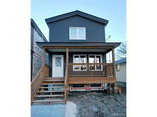 Photo 17: 112 Harrowby Avenue in WINNIPEG: St Vital Residential for sale (South East Winnipeg)  : MLS®# 1508834