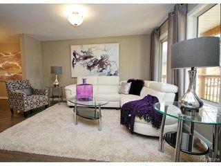 Photo 2: 112 Harrowby Avenue in WINNIPEG: St Vital Residential for sale (South East Winnipeg)  : MLS®# 1508834