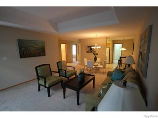 Photo 3: 380 John Forsyth Road in WINNIPEG: St Vital Condominium for sale (South East Winnipeg)  : MLS®# 1518947