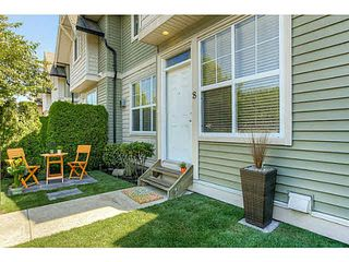 """Photo 20: 8 11720 COTTONWOOD Drive in Maple Ridge: Cottonwood MR Townhouse for sale in """"COTTONWOOD GREEN"""" : MLS®# V1139927"""
