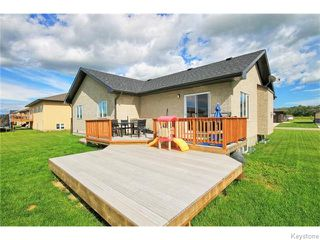 Photo 18: 558 Heloise Bay in STAGATHE: Glenlea / Ste. Agathe / St. Adolphe / Grande Pointe / Ile des Chenes / Vermette / Niverville Residential for sale (Winnipeg area)  : MLS®# 1526413