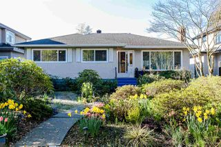 Photo 1: 1976 W 60TH Avenue in Vancouver: S.W. Marine House for sale (Vancouver West)  : MLS®# R2052986