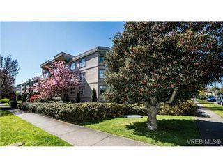 Photo 2: 408 2560 Wark St in VICTORIA: Vi Hillside Condo for sale (Victoria)  : MLS®# 727561