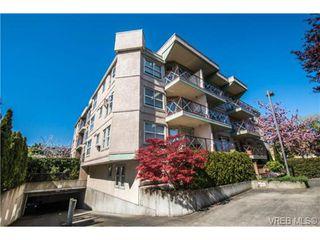 Photo 4: 408 2560 Wark St in VICTORIA: Vi Hillside Condo for sale (Victoria)  : MLS®# 727561
