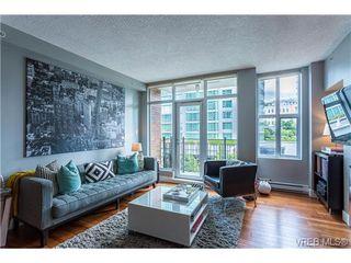 Photo 5: N307 737 Humboldt St in VICTORIA: Vi Downtown Condo for sale (Victoria)  : MLS®# 732347