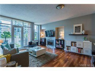 Photo 4: N307 737 Humboldt St in VICTORIA: Vi Downtown Condo for sale (Victoria)  : MLS®# 732347