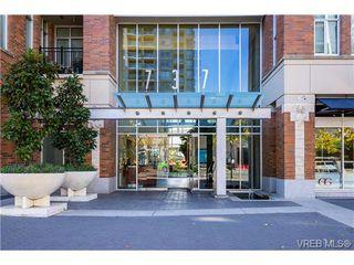 Photo 1: N307 737 Humboldt St in VICTORIA: Vi Downtown Condo for sale (Victoria)  : MLS®# 732347