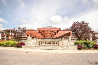 "Photo 1: 203 16477 64 Avenue in Surrey: Cloverdale BC Condo for sale in ""St Andrews"" (Cloverdale)  : MLS®# R2084408"