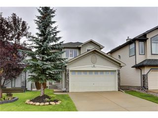 Main Photo: 57 WEST RANCH Road SW in Calgary: West Springs House for sale : MLS®# C4075847