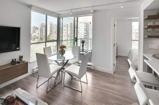 "Photo 8: 1602 1500 HOWE Street in Vancouver: Yaletown Condo for sale in ""THE DISCOVERY"" (Vancouver West)  : MLS®# R2101112"