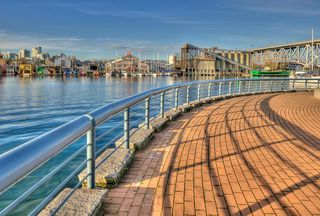 "Photo 20: 1602 1500 HOWE Street in Vancouver: Yaletown Condo for sale in ""THE DISCOVERY"" (Vancouver West)  : MLS®# R2101112"