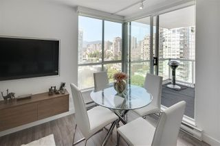 "Photo 7: 1602 1500 HOWE Street in Vancouver: Yaletown Condo for sale in ""THE DISCOVERY"" (Vancouver West)  : MLS®# R2101112"