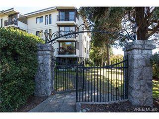 Photo 1: 401 1875 Lansdowne Rd in VICTORIA: SE Camosun Condo for sale (Saanich East)  : MLS®# 740389