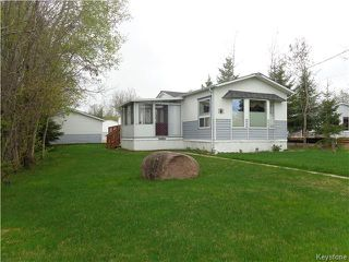 Photo 1: 3 NATURE Drive in Ste Anne: R06 Residential for sale : MLS®# 1630061