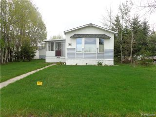 Photo 2: 3 NATURE Drive in Ste Anne: R06 Residential for sale : MLS®# 1630061