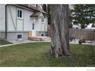 Photo 3: 691 Elmhurst Road in Winnipeg: Residential for sale (1G)  : MLS®# 1704778