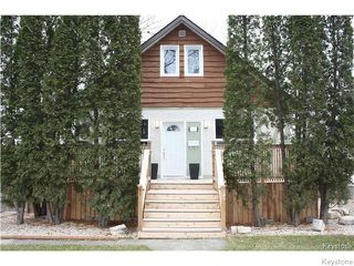 Photo 1: 691 Elmhurst Road in Winnipeg: Residential for sale (1G)  : MLS®# 1704778