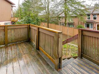 Photo 17: 6 316 HIGHLAND Drive in Port Moody: North Shore Pt Moody Townhouse for sale : MLS®# R2153614