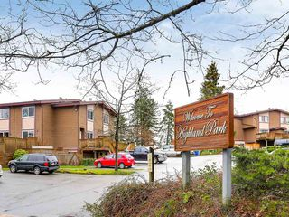 Photo 18: 6 316 HIGHLAND Drive in Port Moody: North Shore Pt Moody Townhouse for sale : MLS®# R2153614