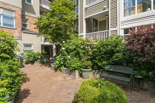 "Photo 16: 104 2588 ALDER Street in Vancouver: Fairview VW Condo for sale in ""BOLLERT PLACE"" (Vancouver West)  : MLS®# R2158587"