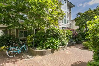 "Photo 17: 104 2588 ALDER Street in Vancouver: Fairview VW Condo for sale in ""BOLLERT PLACE"" (Vancouver West)  : MLS®# R2158587"