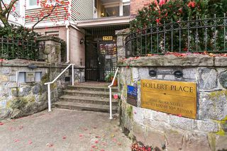 """Photo 19: 104 2588 ALDER Street in Vancouver: Fairview VW Condo for sale in """"BOLLERT PLACE"""" (Vancouver West)  : MLS®# R2158587"""