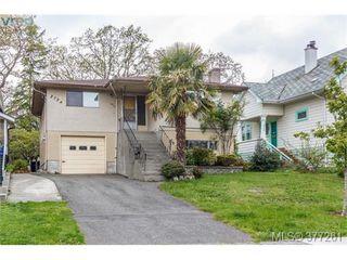 Photo 1: 2734 Roseberry Ave in VICTORIA: Vi Oaklands House for sale (Victoria)  : MLS®# 757376